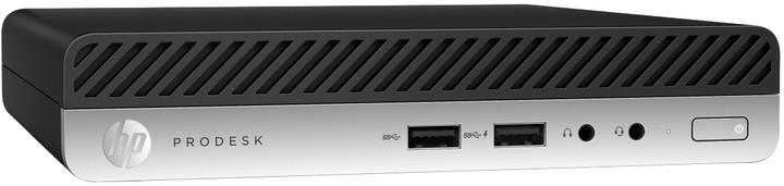 HP ProDesk 400 G3 Mini, černá