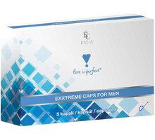 Afrodiziaka Exxtreme Caps For Men, kapsle, 5 ks - LP.0403300163