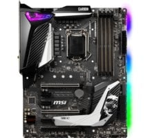 MSI MPG Z390 GAMING PRO CARBON AC - Intel Z390