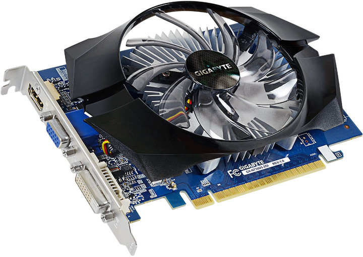 GIGABYTE GT 730 Ultra Durable 2 2GB DDR5