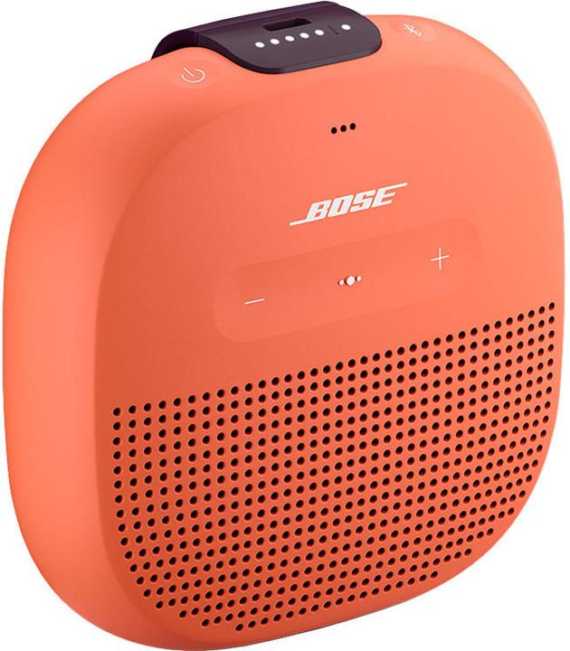 Bose SoundLink Micro, oranžová