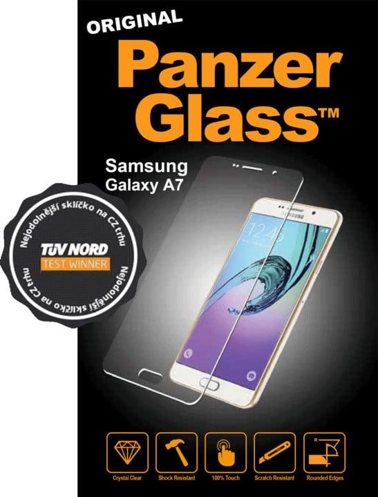 PanzerGlass Standard pro Samsung Galaxy A7 (2016), čiré