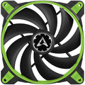 Arctic BioniX F140, eSport fan, zelená - 140mm