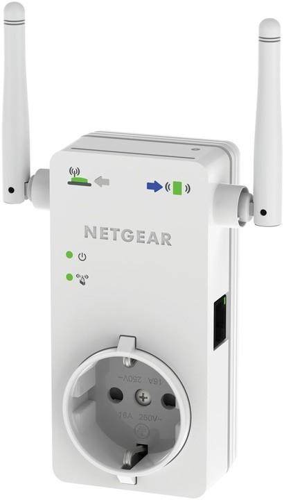 NETGEAR WN3100RP WiFi Range Extender N300