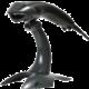 Honeywell 1200g Voyager, USB, stojan, černá
