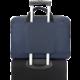 "Samsonite QIBYTE LAPTOP BAG 17.3"" BLUE"