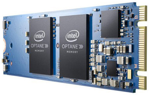 Intel Optane SSD 800p, M.2 - 120GB