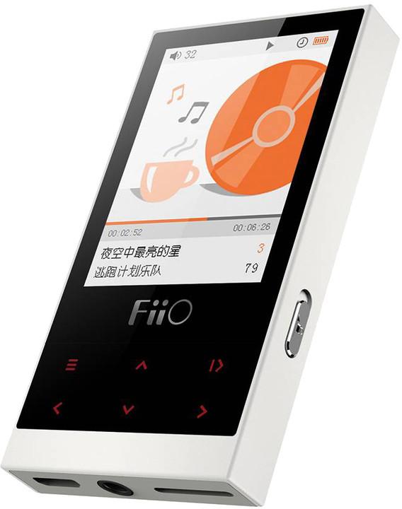 FiiO M3, Ivory white