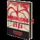 Zápisník Stranger Things: Mind Flayer, linkovaný, pevná vazba, A5