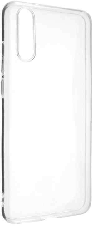 FIXED TPU gelové pouzdro pro Huawei P20, čiré