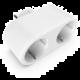 WOOX R6073 WiFi Smart Dual Plug