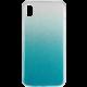 EPICO Pružný plastový kryt pro iPhone Xr GRADIENT, modrá