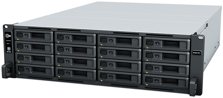 Synology RackStation RS2821RP+ + rozšířená záruka 5 let