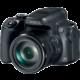Canon PowerShot SX70 HS, černá