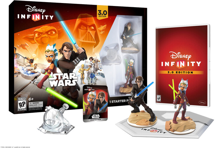 Disney Infinity 3.0: Star Wars: Starter Pack (Xbox ONE)