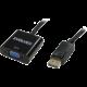 Evolveo DisplayPort - VGA adaptér