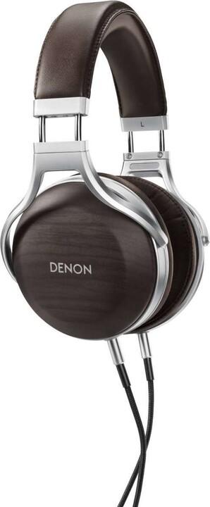 Denon AH-D 5200, hnědá