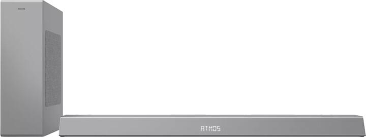 Philips TAB8505, 2.1, stříbrná