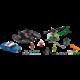LEGO DC Comics Super Heroes 76120 Batmanovo letadlo a Hádankářova krádež