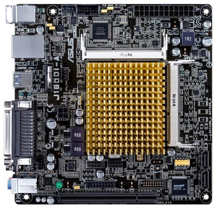ASUS J1800I-A - Intel J1800