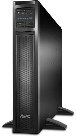 APC Smart-UPS X 3000VA (2700W) Rack 2U, LCD