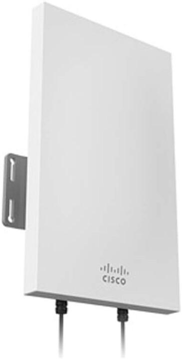 Cisco Meraki MR Dual-Band, 12dBI, N-typ, bílá