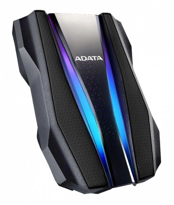 ADATA HD770G - 2TB, černá