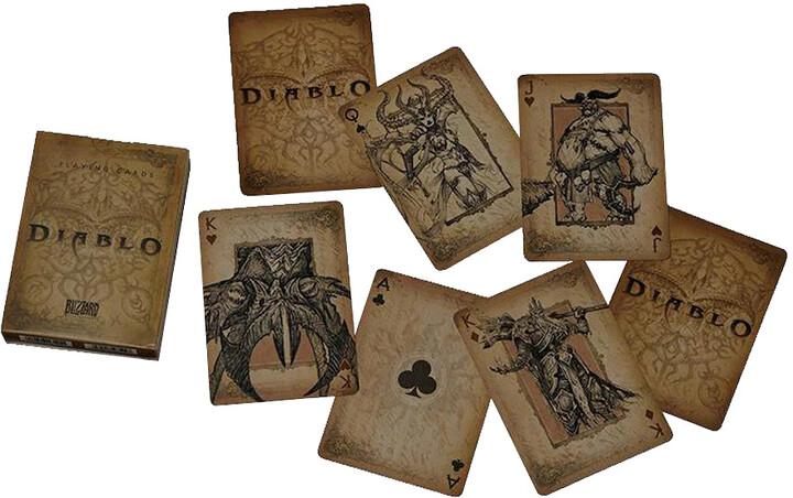Herní karty Diablo - Gamer