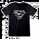 Tričko DC Superman - Distressed Mono Logo (S)