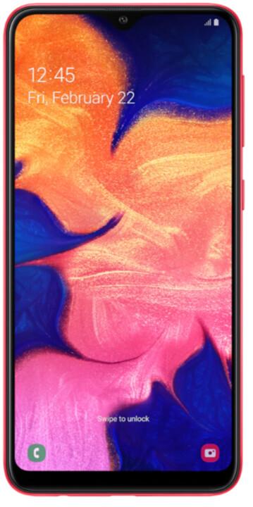 Samsung Galaxy A10, 2GB/32GB, Red