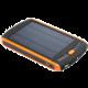DOCA Powerbank Solar 23000mAh černá/oranžová