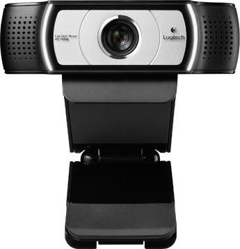 Logitech Webcam C930e, černá
