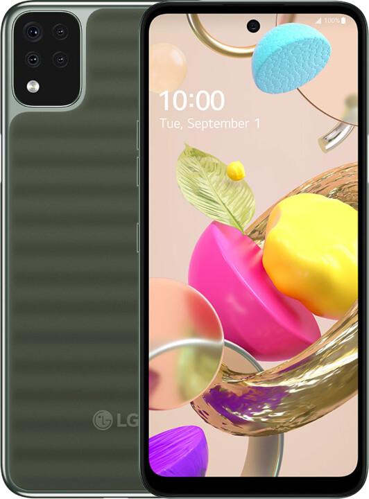 LG K42, 3GB/64GB, Green