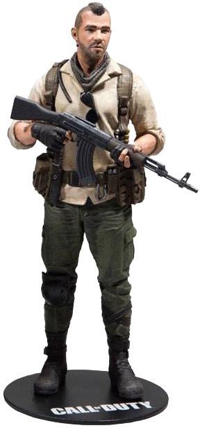 Call of Duty - John Soap MacTavish