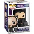 Figurka Funko POP! John Wick - John Wick in Black Suit with Dog