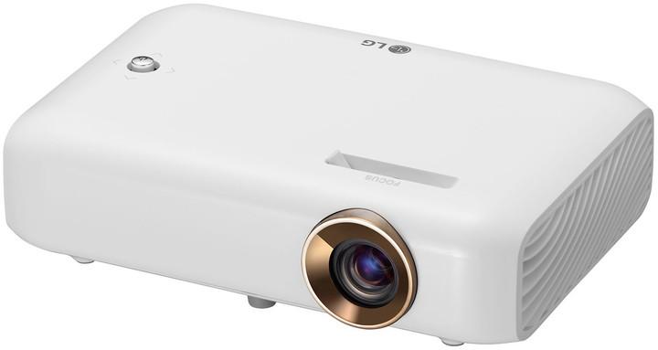 LG PH550G-G mobilní mini projektor