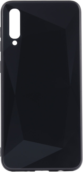 EPICO COLOUR GLASS Case pro Samsung Galaxy A50, černá