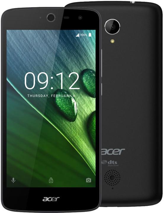 """Acer Liquid ZEST 5"""" - 8GB, černá"""