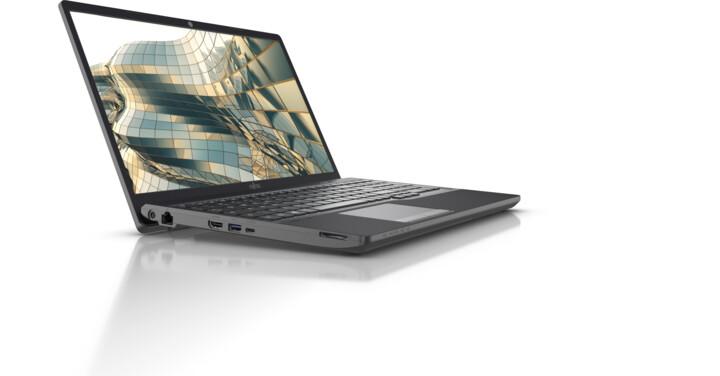 Fujitsu LifeBook A3510, černá