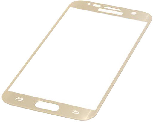 Forever tvrzené sklo 2,5D na displej pro Samsung Galaxy S7, zlatá