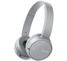 Sony WH-CH500, šedá - WHCH500H.CE7