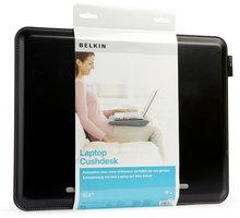 Belkin podložka pod notebook CushDesk, černá/šedá