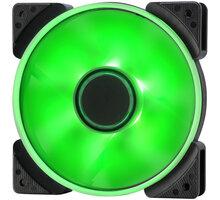 Fractal Design Prisma SL-12 120mm, zelená  + Možnost vrácení nevhodného dárku až do půlky ledna