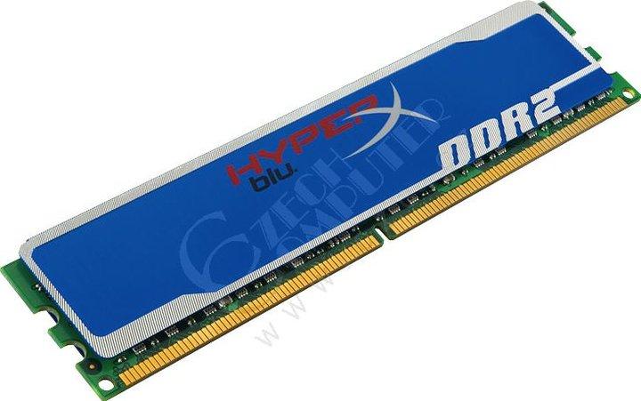 Kingston HyperX Blu 1GB DDR2 800