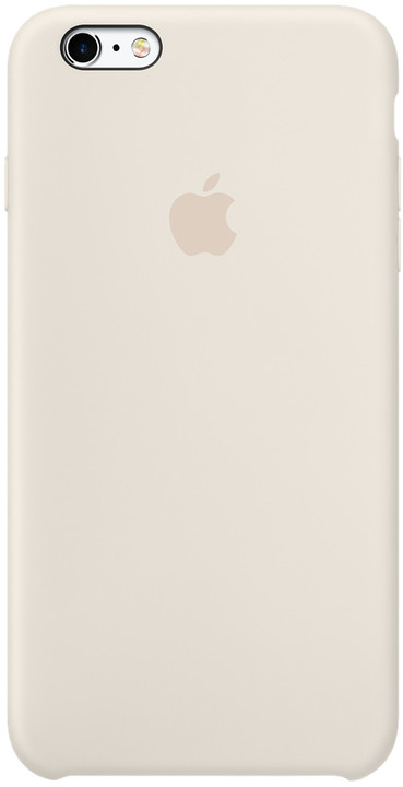 Apple iPhone 6s Plus Silicone Case, Antique bílá