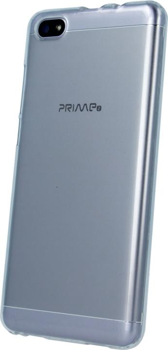 myPhone silikonové pouzdro pro PRIME 2, transparetní bílá