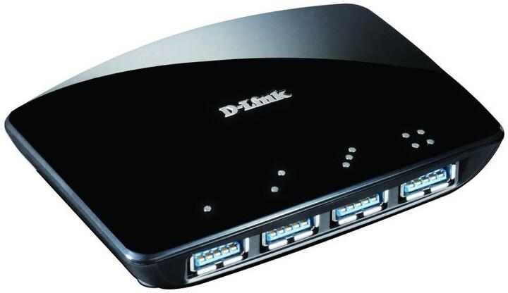 D-Link DUB-1340 4-Port Superspeed USB 3.0