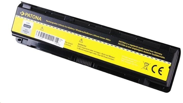 Patona baterie pro Toshiba Satellite C50 4400mAh Li-Ion 10,8V