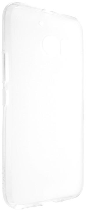 FIXED TPU gelové pouzdro pro HTC 10, bezbarvé