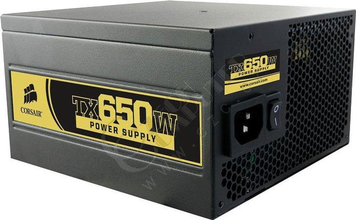 Corsair Enthusiast Series TX650 650W